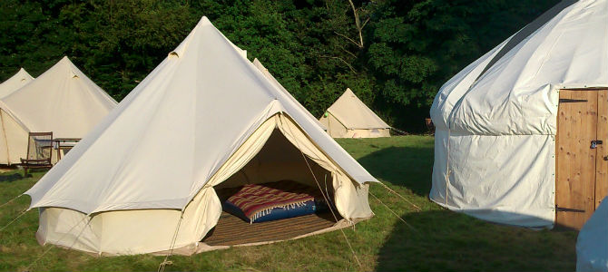 Uk Bell Tent Hire And Rental Luxury Glamping Event And Festival Accommodation